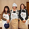 Winners from left to right: Erina Vartanova-Sagatelov, Cristine Baghdasaryan and Hasmik Yeranosyan