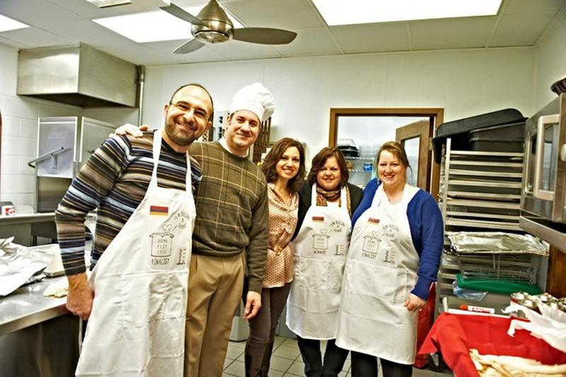 Cleveland Armenian Cultural Garden committee