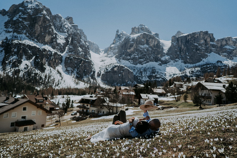 Elopement Wedding in Dolomites