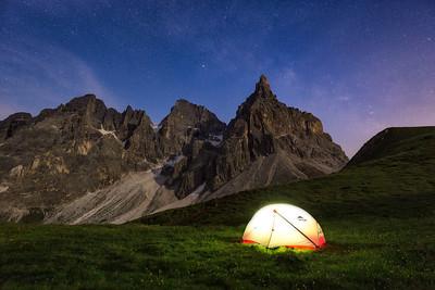 Dolomites Camping