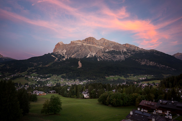 Cortina Sunrise