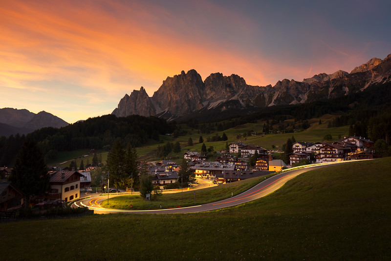 Cortina Sunset
