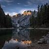 Sunrise – Lago di Braies – Dolomites