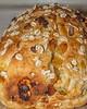 Oatmeal, Raisin and Almond Loaf