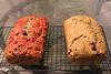 Cranberry Orange Loaves