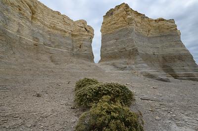 Monument Rock - Grinnell, Kansas