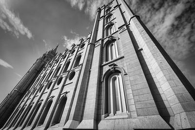 Temple Square - Salt Lake City, UT