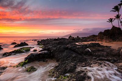 Maui Sunset at Kihei