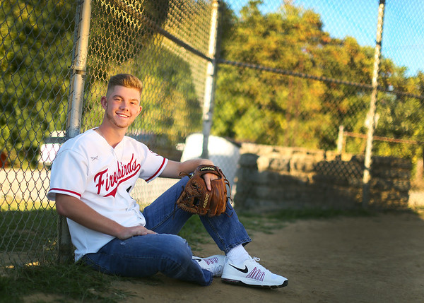 Dominic Senior Pics