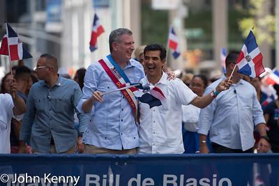 de Blasio & Rodriguez