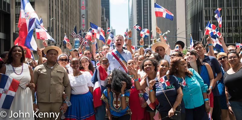 Mayor & Supporters