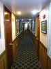 The corridor to our rooms.