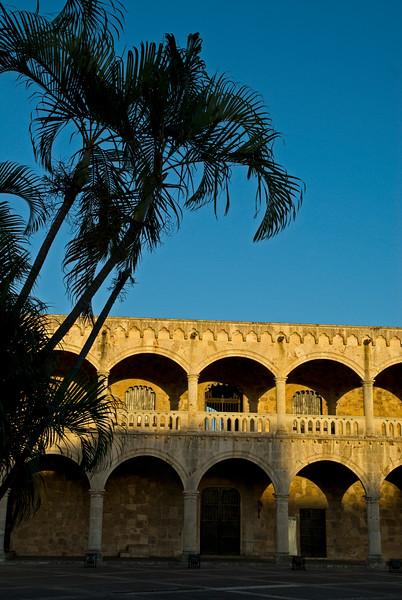 Museo Alcázar de Colón, Santo Domingo, Dominican Republic.