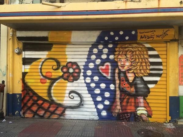 Photo Essay: Santo Domingo Street Art - Caroline in the City