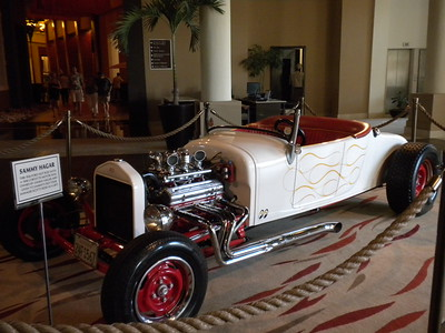 Sammy Hagar's car.  If you have any questions about the Hard Rock Punta Cana or if you'd like to plan a trip, please contact at Romance@sandnsunvacations.com