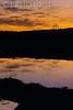 Sunrise over the Marsh; with crosses<br /> Don Edwards Nat'l Wildlife Refuge, Fremont, CA<br /> 0810R-SOTM4E1