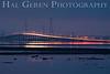 Dumbarton Bridge at Night<br /> Don Edwards Natl Wildlife Refuge, Fremont, California<br /> March, 2009<br /> 0903R-D9