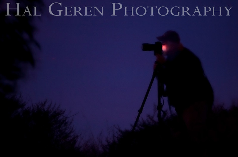 Fellow Early Morning Photographer<br /> Don Edwards National Wildlife Refuge, Fremont, CA<br /> 0912R-DREMP1