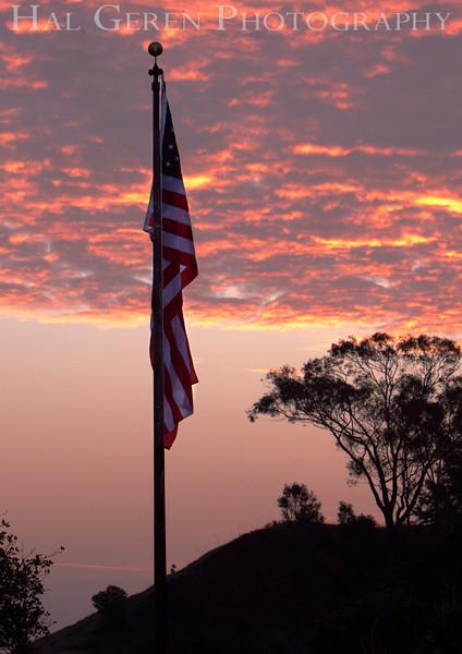 Sunrise<br /> Don Edwards National Wildlife Refuge, Fremont, CA<br /> 1001R-F1