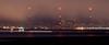 KGO Towers; early morning<br /> Don Edwards National Wildlife Refuge, Newark, CA<br /> 1002R-KGOT1