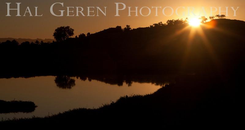 201009 Refuge - Sunrise over the Levees 1