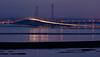 Dumbarton Bridge<br /> Don Edwards National Wildlife Refuge, Fremont, CA<br /> 1007R-D2