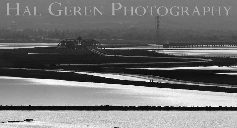 Swing Bridge<br /> Don Edwards National Wildlife Refuge, Fremont, CA<br /> 1004R-SB1