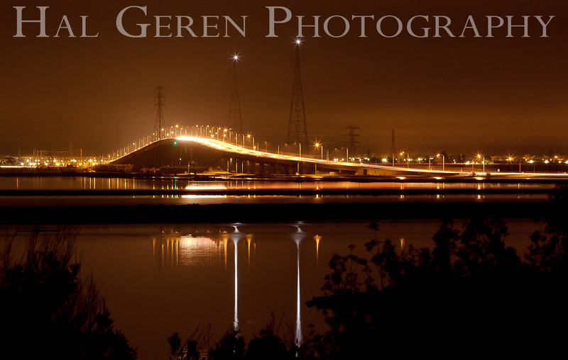 Dumbarton Bridge<br /> Don Edwards National Wildlife Refuge, Fremont, CA<br /> 1001R-D3