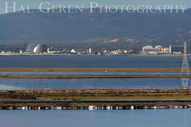 Moffet Field and Ames Research<br /> Don Edwards Natl Wildlife Refuge<br /> Fremont, California<br /> 1206R-MAA1
