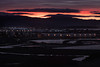 Dawn over the Southeast Bay<br /> Don Edwards National Wildlife Refuge, Fremont, California<br /> 1212R-SB5