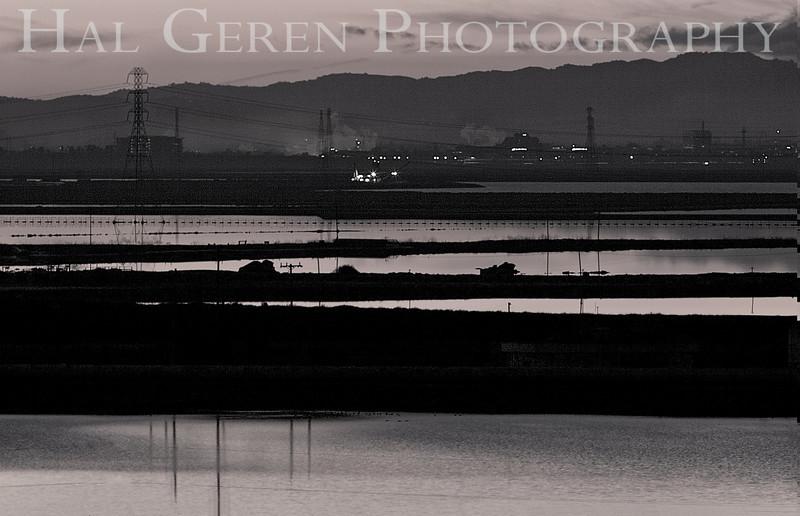 South San Francisco Bay<br /> Don Edwards Natl Wildlife Refuge, Fremont, CA<br /> 1111R-S6AE2BW2