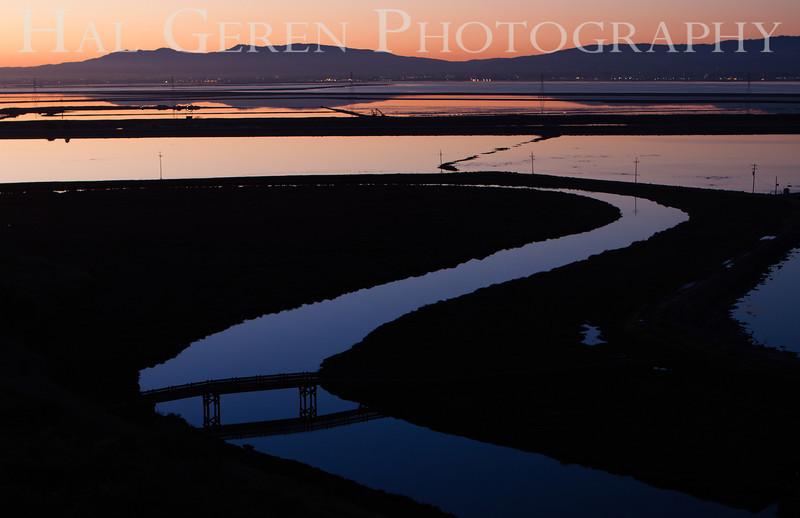 Newark Slough<br /> Don Edwards National Wildlife Refuge, Fremont, California<br /> 1212R-S2