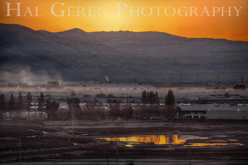 Don Edwards National Wildlife Refuge, Fremont, California<br /> 1211R-SH1