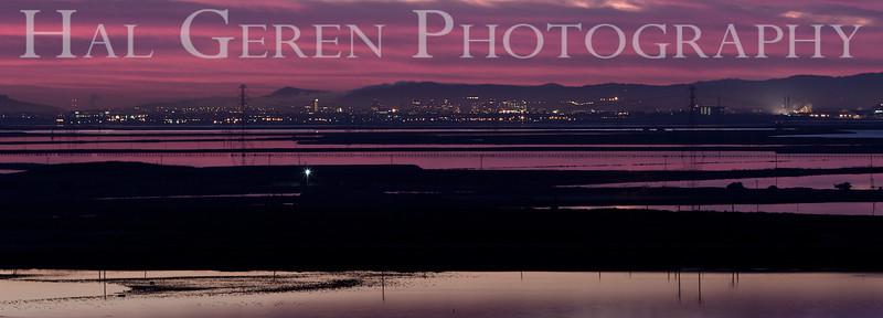 Southern San Francisco Bay<br /> Don Edwards Natl Wildlife Refuge, Fremont, CA<br /> 1111R-SBP5