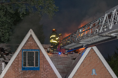Box Alarm: 11750 Ward AVe., Detroit, MI - 7/14/17