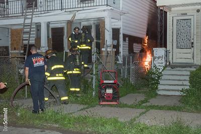 Box Alarm: 5542 Proctor St., Detroit, MI - 7/13/17