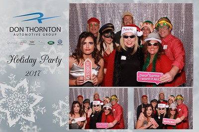 Don Thornton Automotive Holiday Party 2017