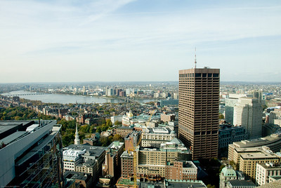 Boston-A Skyscraper's View - 2