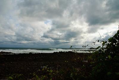 Big Sky Over Brace's Cove