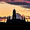 """City Hall Silhouette"""