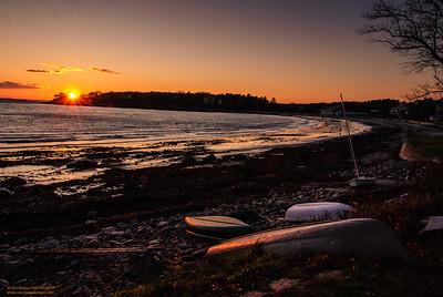 """Until Tomorrow"" - Magnolia Beach - Gloucester, MA"