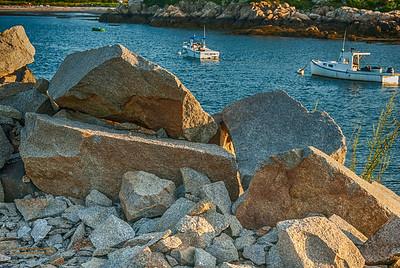 """Hodgkin's Cove Granite"""