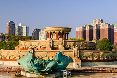 Buckingham Fountain - 3