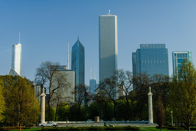 Monuments to Chicago