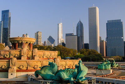 Buckingham Fountain - 2