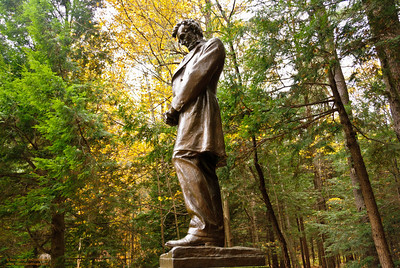 Lincoln at Chesterwood, Stockbridge, MA - 2