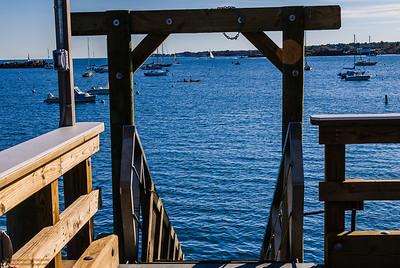 """""""Passageway"""" - Kittery Point, Maine"""