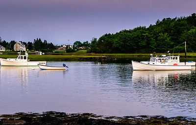 Calm Morning in Kennebunkport