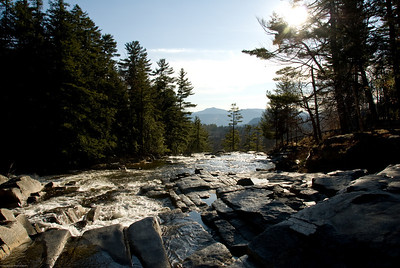 Stream in Presidential Range
