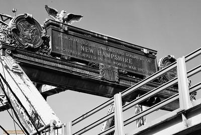 """End of an Era"" - Portsmouth, NH Memorial Bridge before its demolition"